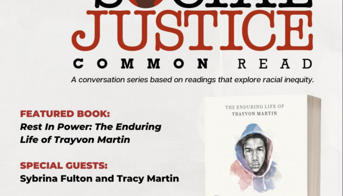Featured Image: Social Justice Common Read